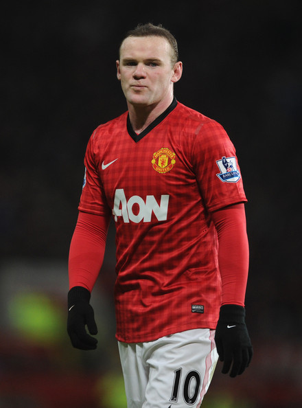 Wayne Rooney Zimbio Wayne Rooney Wayne Rooney of Manchester United look on during the FA