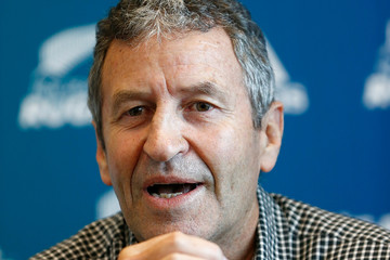 Wayne Smith New Zealand Rugby Press Conference