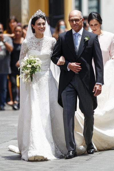 Wedding Of Prince Christian Of Hanover And Alessandra de Osma In Lima