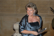 Viviane Reding the Vice-President of theEuropean Commission attends the Gala dinner for the wedding of Prince Guillaume Of Luxembourg and Stephanie de Lannoy at the Grand-ducal Palace on October 19, 2012 in Luxembourg, Luxembourg. The 30-year-old hereditary Grand Duke of Luxembourg is the last hereditary Prince in Europe to get married, marrying his 28-year old Belgian Countess bride in a lavish 2-day ceremony.