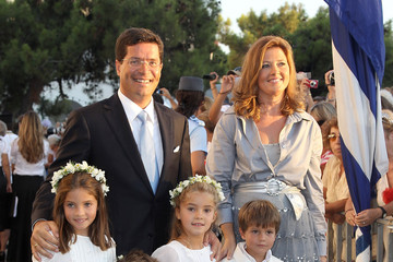 Carlos Morales Wedding of Prince Nikolaos and Miss Tatiana Blatnik - Wedding Service