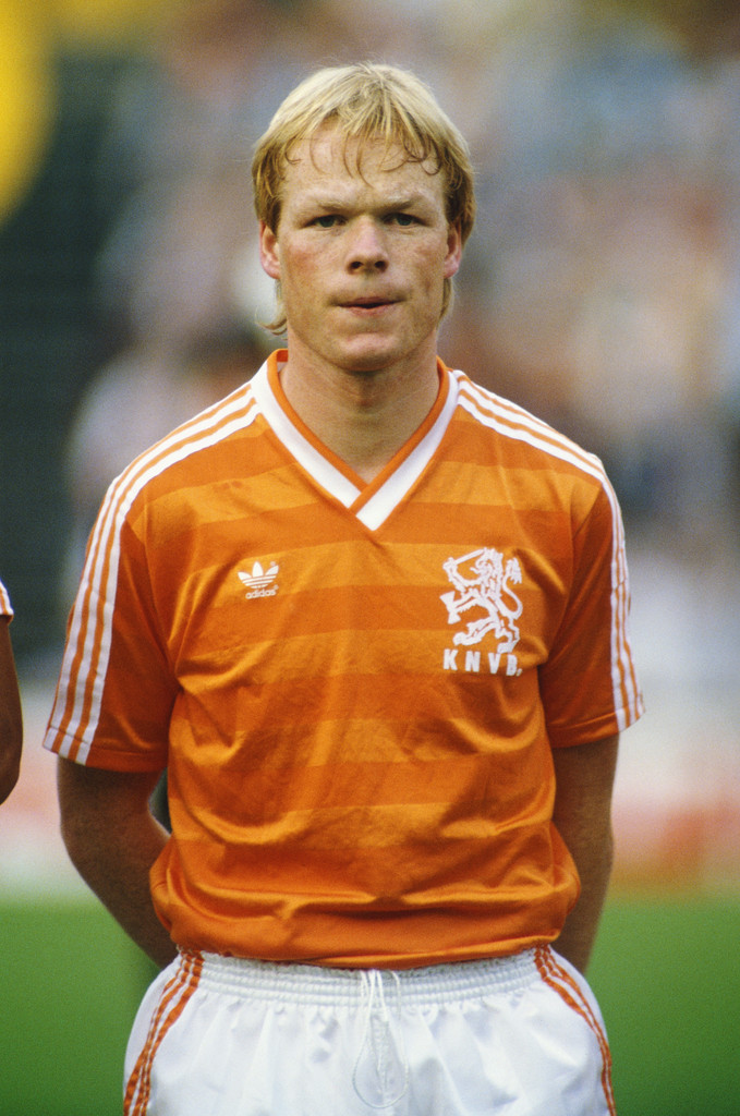 Ronald Koeman in Weekly Bucket