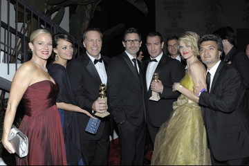 Penelope Ann Miller Berenice Bejo The Weinstein Company's 2012 Golden Globe Awards After Party - Inside