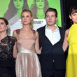 Zoey Deutch Dominic Sherwood Photos