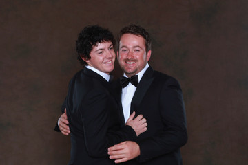 Rory McIlroy Graeme McDowell Welcome To Wales 2010 Ryder Cup Dinner