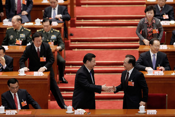 Wen Jiabao Fifth Plenary Session of the National People's Congress