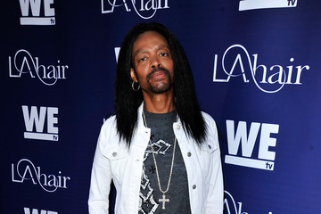 Wendell James Celebrities Attend WE tv's 'LA Hair' Season 4 Premiere Party
