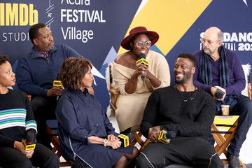 Wendell Pierce The IMDb Studio At Acura Festival Village On Location At The 2019 Sundance Film Festival – Day 3