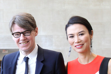 Wendi Deng Murdoch 'China: Through The Looking Glass' Costume Institute Benefit Gala - Press Preview