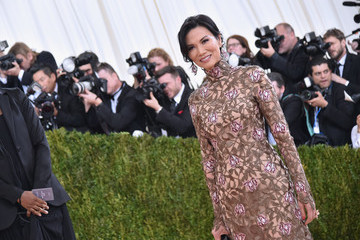 Wendi Deng Murdoch 'Manus x Machina: Fashion in an Age of Technology' Costume Institute Gala