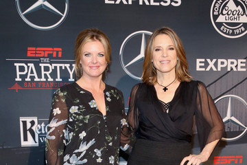 Wendi Nix ESPN The Party - Arrivals
