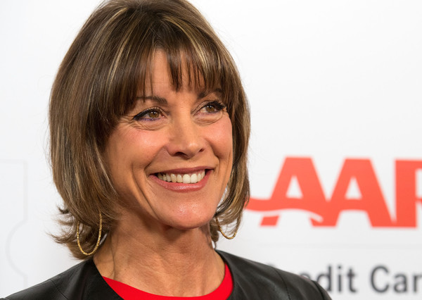 Wendie Malick Actress Wendie Malick arrives at the AARP The Magazine's ... Kevin Costner