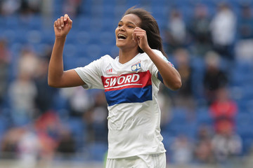 Wendie Renard Olympique Lyon vs. Manchester City - Women's UEFA Champions League Semi Final Second Leg