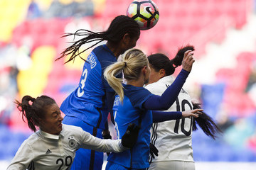 Wendie Renard 2017 SheBelieves Cup - France v Germany