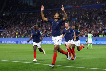 Wendie Renard European Best Pictures Of The Day - June 18, 2019