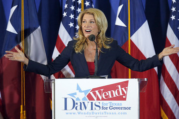 Wendy Davis Wendy Davis Announces her Candidacy for Governor