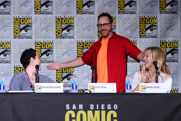 Wendy Schaal Comic-Con International 2016 - 'Family Guy' Panel