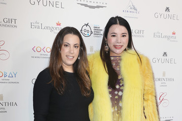 Wendy Yu The Global Gift Gala London - Red Carpet Arrivals