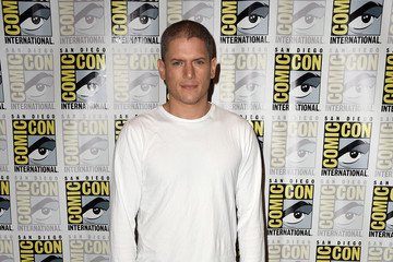 Wentworth Miller Comic-Con International 2016 - Fox Action Showcase: 'Prison Break' and '24: Legacy' - Press Line