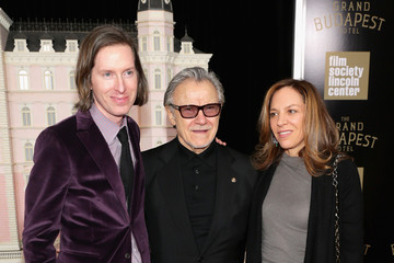 Wes Anderson 'The Grand Budapest Hotel' Premieres in NYC