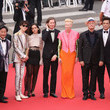 Wes Anderson 'Invisible Demons' Red Carpet - The 74th Annual Cannes Film Festival