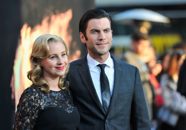 Wes Bentley with beautiful, Wife Jacqui Bentley
