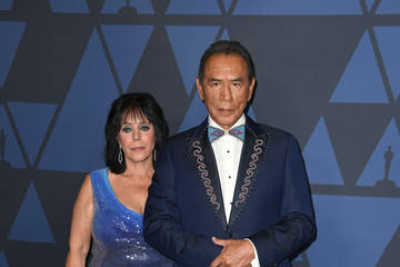 Wes Studi Academy Of Motion Picture Arts And Sciences' 11th Annual Governors Awards - Arrivals
