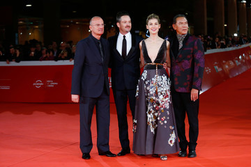 Wes Studi Opening Ceremony and 'Hostiles' Red Carpet - 12th Rome Film Fest