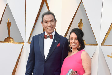 Wes Studi 90th Annual Academy Awards - Arrivals