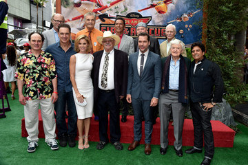 Wes Studi 'Planes: Fire & Rescue' Premieres in Hollywood