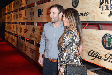 Wes Welker 13th Annual ESPN The Party - Arrivals