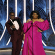 Wesley Snipes NBC's '77th Annual Golden Globe Awards' - Show