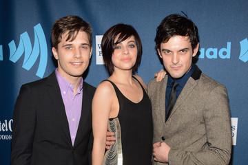Wesley Taylor Andy Mientus Arrivals at the 24th Annual GLAAD Media Awards