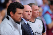 Blackburn Rovers manager Steve Kean looks on ahead of the Barclays Premier League match between West Ham United and Blackburn Rovers at the Boleyn Ground on May 7, 2011 in London, England.