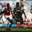 Mohamed Diame and Kenwyne Jones