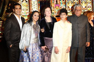 Aqib Khan West Is West - Premiere:54th BFI London Film Festival - Inside