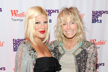 Tracey Ross Westfield Topanga Celebrates Fashion's Night Out