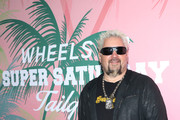 Guy Fieri at Wheels Up members-only Super Saturday Tailgate event on February 1, 2020 in Wynwood, Miami. The seventh-annual event featured a chalk talk hosted by prominent figures in sports and entertainment and interactive partnership activations.