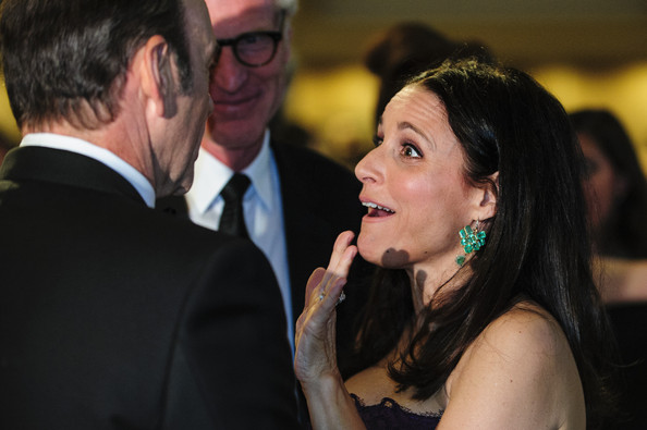 Julia Louis Dreyfus White House Correspondents