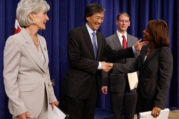 Howard Koh White House Unveils National HIV/AIDS Strategy
