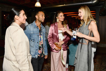 Whitney Casey Finery App Launch Party Hosted by Brooklyn Decker