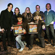 Whitney Daane Big & Rich Celebrate First Ever Back-To-Back Top Ten Hits