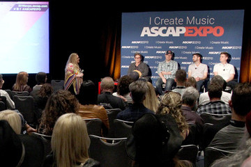 Whitney Daane 2016 ASCAP 'I Create Music' EXPO - Day 1