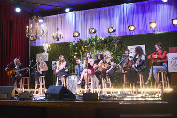 Whitney Duncan 2017 CMT Next Women of Country Celebration