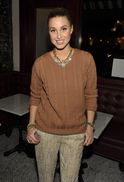 The RealReal / Chrysalis Charity Benefit Curated By Shenae Grimes