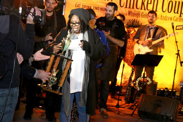 Whoopi Goldberg Food Network & Cooking Channel New York City Wine & Food Festival Presented by Coca-Cola