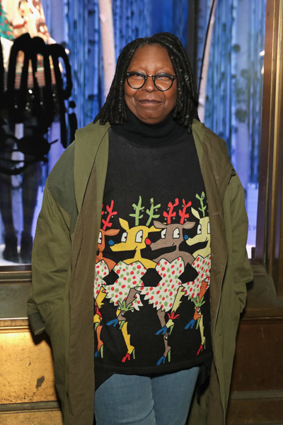 Whoopi Goldberg Photos Photos Lord Taylor And Whoopi Goldberg