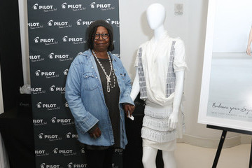 Whoopi Goldberg GBK's New York Fashion Week Style Lounge 2015 - Day 2