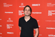 """Actor Kieran Culkin attends the """"Wiener-Dog"""" Premiere at Eccles Center Theatre on January 22, 2016 in Park City, Utah."""