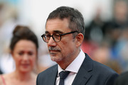 """Nuri Bilge Ceylan attends the screening of """"The Wild Pear Tree (Ahlat Agaci)"""" during the 71st annual Cannes Film Festival at Palais des Festivals on May 18, 2018 in Cannes, France."""